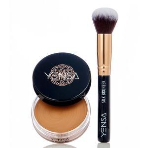 Yensa silk bronzing base and brush